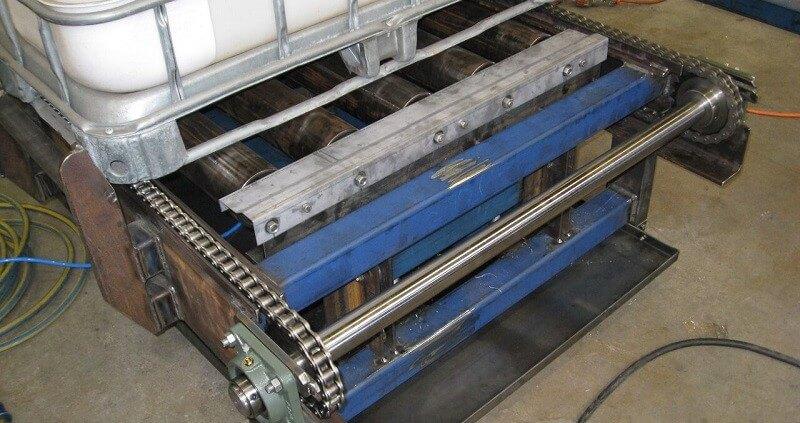 Twin Chain conveyors