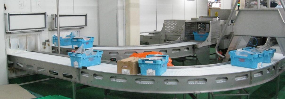Modular Tub Conveyor