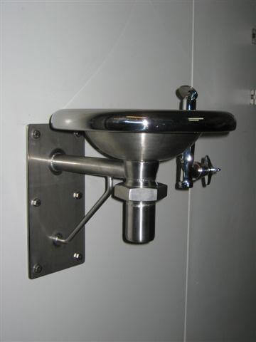 drinking fountain wall mounted