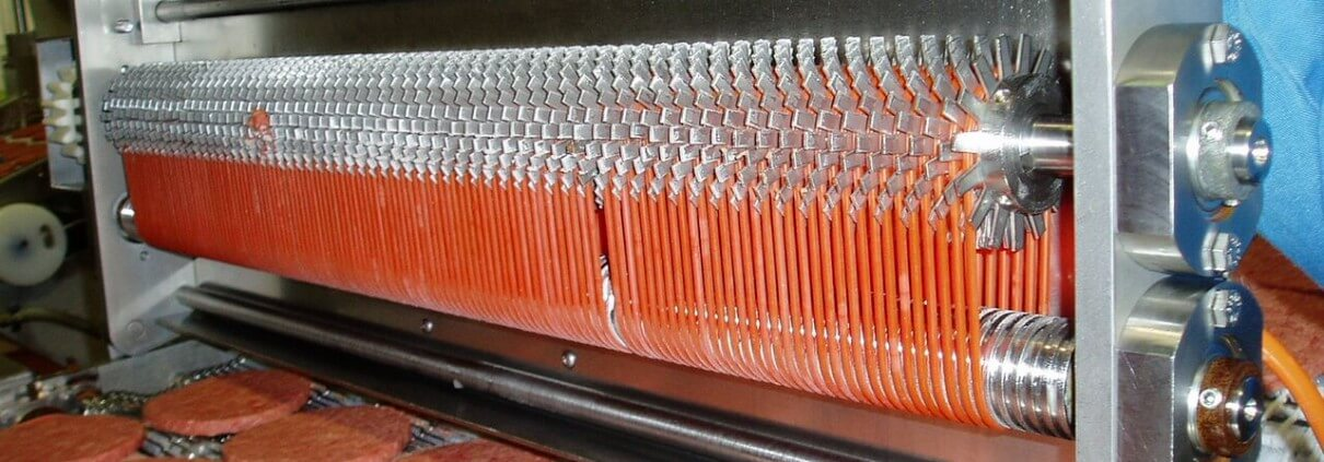 Food Manufacturing Solutions -Hamburger Conveyor