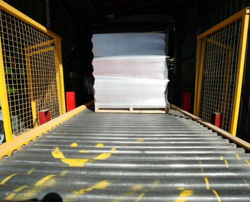 Pallet Wrap Conveyors