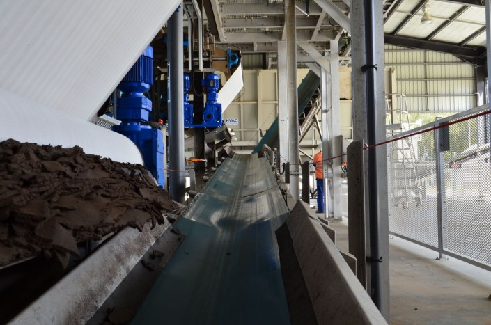 Sludge Conveyor - Trough