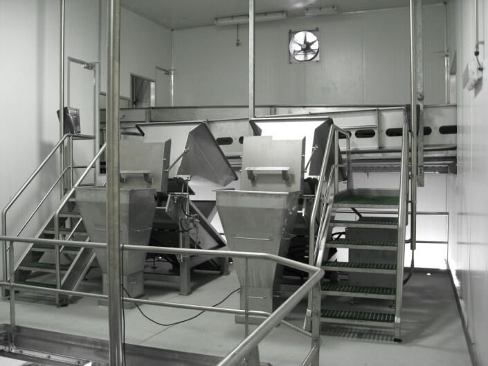 Stainless Steel Stair Sets