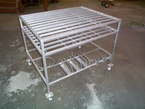 Stainless Steel Storage Table