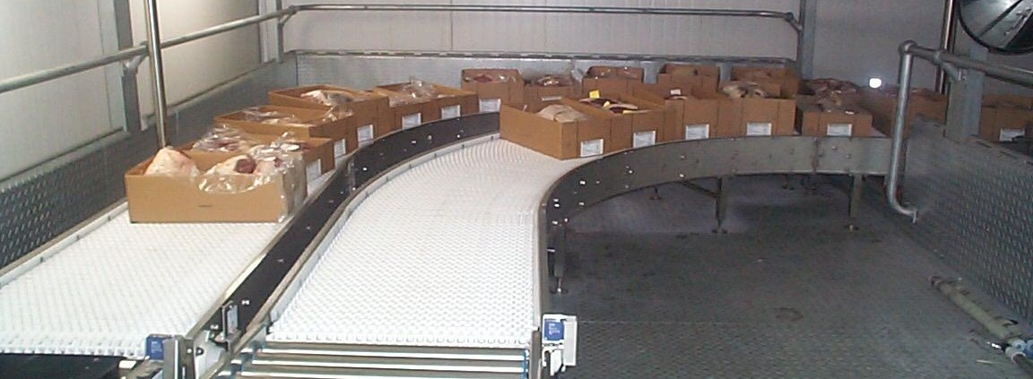 Carton Accumulation Conveyor