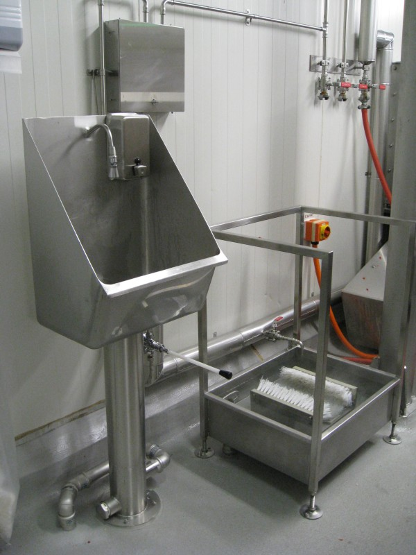 Stainless Steel Fabrication Handwash Basins Amp Sterilizers