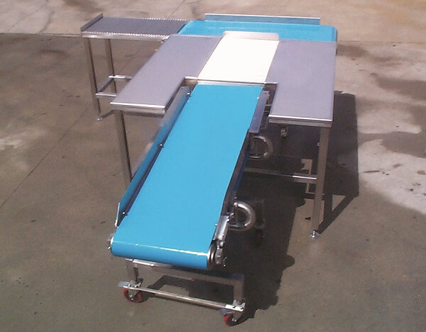 Urethane Conveyor - packing table
