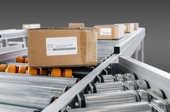 Carton Conveyors - Divert Conveyors