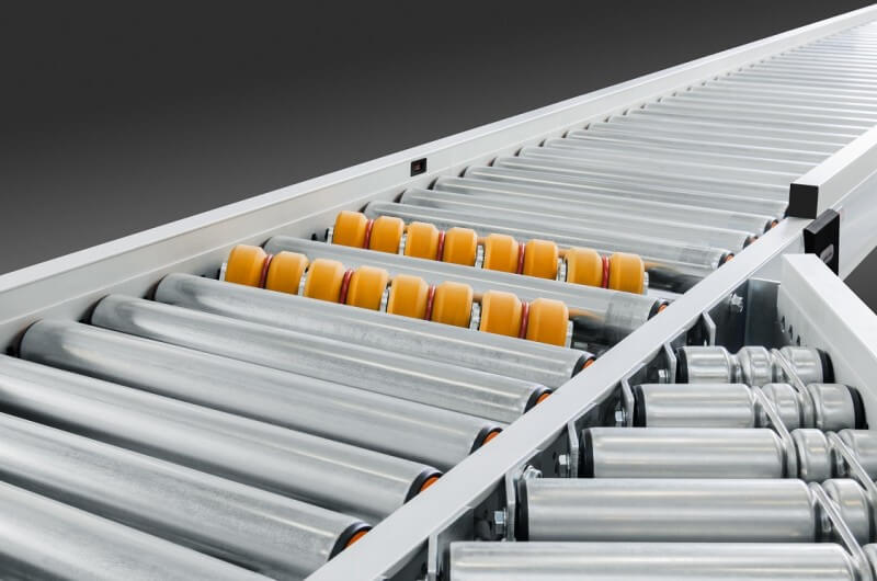Roller Conveyors Precision Stainless Systems