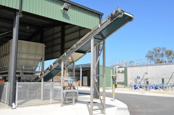 Sludge Conveyors