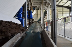 Sludge Trough Conveyor