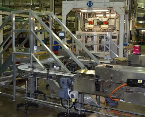 Biscuit Conveyor System