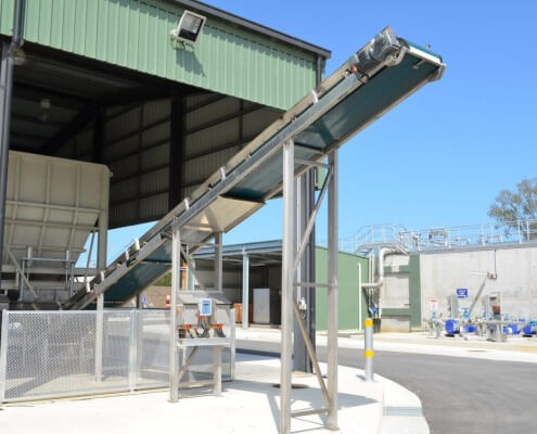 Sludge Transfer Conveyors