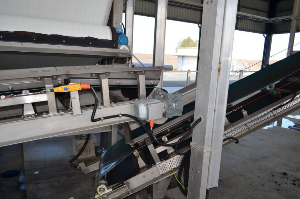 Sludge Transfer Conveyors Precision Stainless Systems