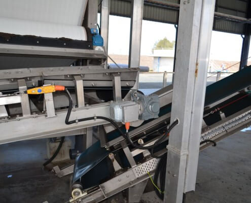 Sludge Waste Conveyors